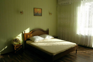 3-комн. квартира, 90 кв.м. на 6 человек, Коммунальная, 9, Судак - Фотография 1