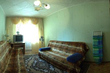 2-комн. квартира, 60 кв.м. на 4 человека, 11 микро- район, 1, Заозерный район, Курган - Фотография 3
