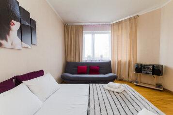 3-комн. квартира, 80 кв.м. на 8 человек, Иерусалимская улица, 3, Москва - Фотография 3
