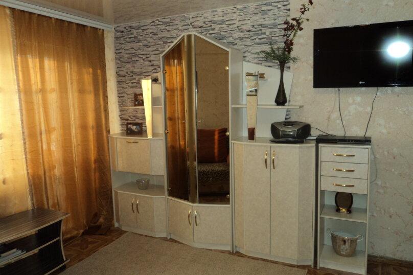 1-комн. квартира, 35 кв.м. на 3 человека, Комсомольский Проспект, 13, Новосибирск - Фотография 2