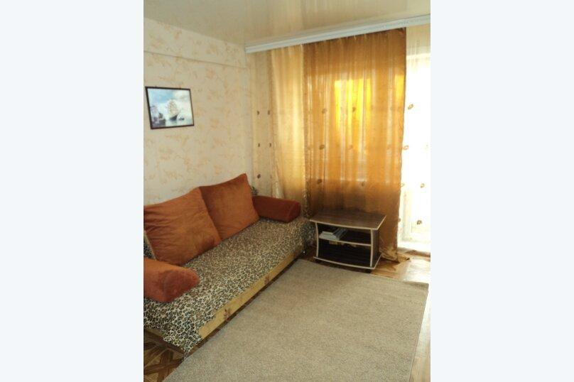 1-комн. квартира, 35 кв.м. на 3 человека, Комсомольский Проспект, 13, Новосибирск - Фотография 3