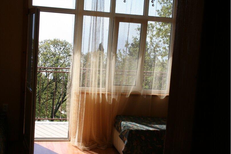 Апартаменты-студия с видом на море., 33 кв.м. на 5 человек, 1 спальня, шоссе Свободы, 12, Алупка - Фотография 21