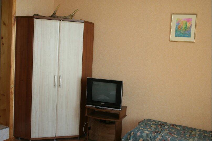 Апартаменты-студия с видом на море., 33 кв.м. на 5 человек, 1 спальня, шоссе Свободы, 12, Алупка - Фотография 4