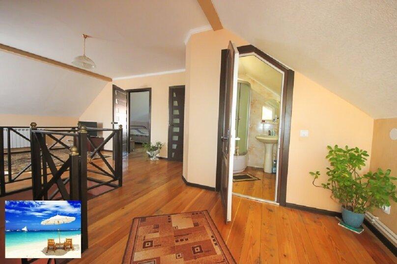 Апартаменты в доме на 3 комнаты на 2 этаже, 80 кв.м. на 7 человек, 2 спальни, улица Кирова, 10, Ейск - Фотография 3