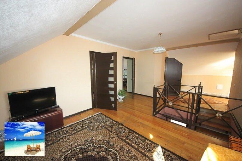 Апартаменты в доме на 3 комнаты на 2 этаже, 80 кв.м. на 7 человек, 2 спальни, улица Кирова, 10, Ейск - Фотография 4