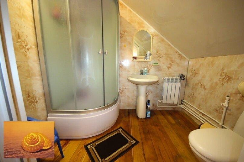 Апартаменты в доме на 3 комнаты на 2 этаже, 80 кв.м. на 7 человек, 2 спальни, улица Кирова, 10, Ейск - Фотография 6