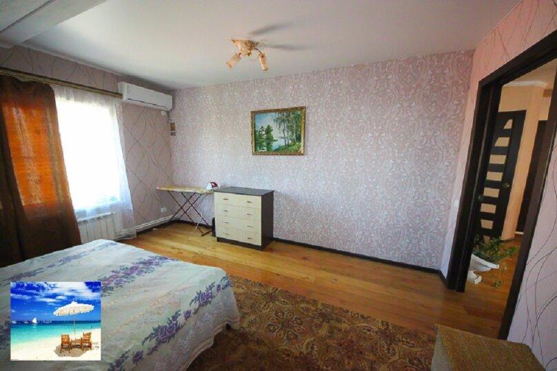 Апартаменты в доме на 3 комнаты на 2 этаже, 80 кв.м. на 7 человек, 2 спальни, улица Кирова, 10, Ейск - Фотография 8