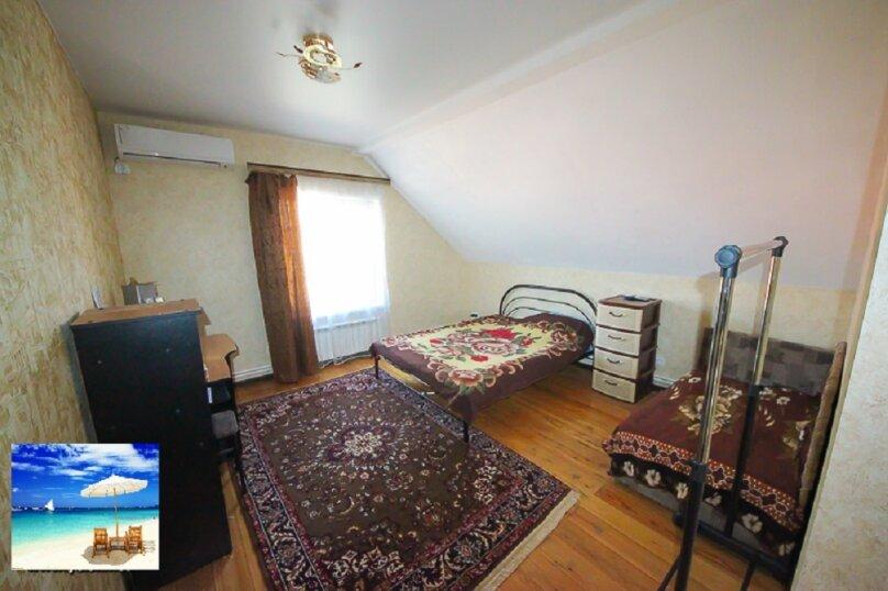 Апартаменты в доме на 3 комнаты на 2 этаже, 80 кв.м. на 7 человек, 2 спальни, улица Кирова, 10, Ейск - Фотография 10
