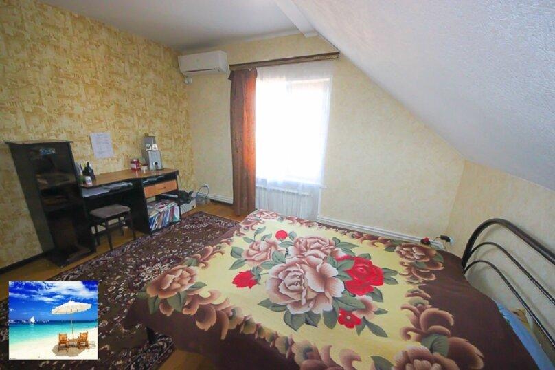 Апартаменты в доме на 3 комнаты на 2 этаже, 80 кв.м. на 7 человек, 2 спальни, улица Кирова, 10, Ейск - Фотография 12