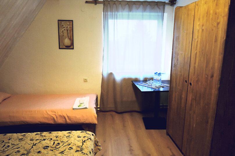 Номер с раздельными кроватями, Зелёная улица, 4А, Калининград - Фотография 1