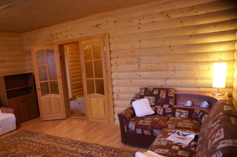 Коттедж, 70 кв.м. на 4 человека, 2 спальни, д.Неприе, 1, Осташков - Фотография 4