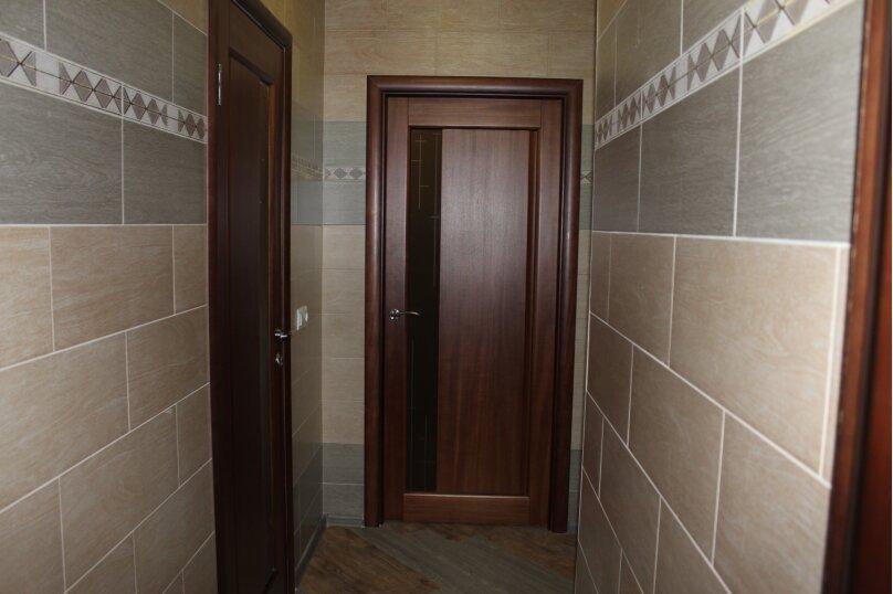 2-комн. квартира, 50 кв.м. на 4 человека, улица Семьи Шамшиных, 90/5, Новосибирск - Фотография 5