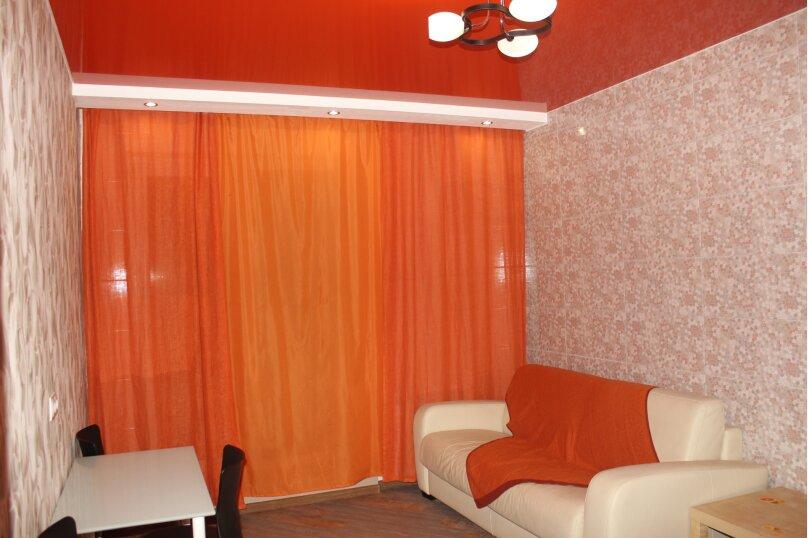 2-комн. квартира, 50 кв.м. на 4 человека, улица Семьи Шамшиных, 90/5, Новосибирск - Фотография 8