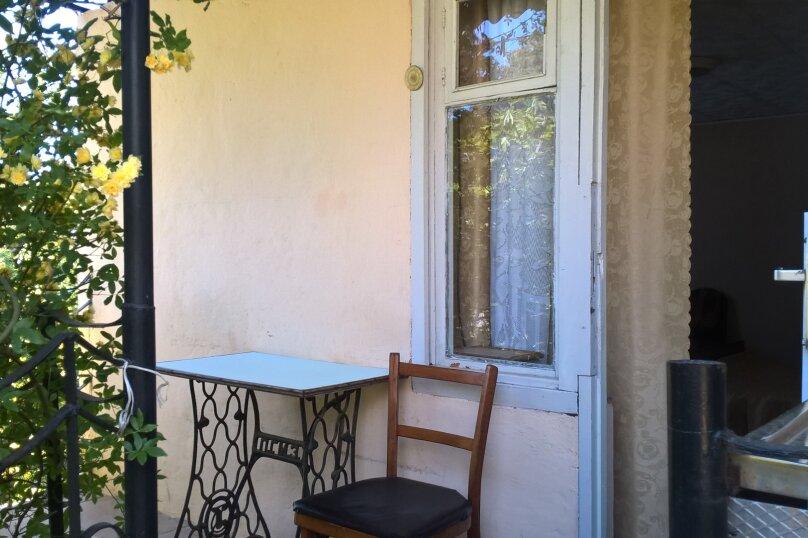 Летний домик, 20 кв.м. на 2 человека, 1 спальня, Западная улица, 20, Алупка - Фотография 14