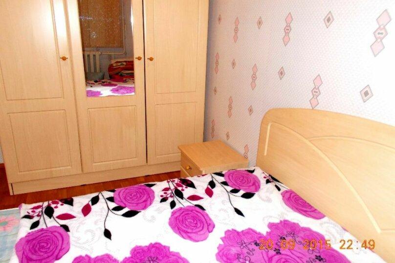 2-комн. квартира, 69 кв.м. на 4 человека, улица Скочилова, 5, Ульяновск - Фотография 3
