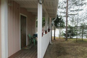 Гостевой дом, 24 кв.м. на 4 человека, 1 спальня, урочище Рихиканга, 1-а, Сортавала - Фотография 1