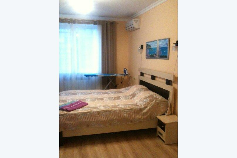 2-комн. квартира, 47 кв.м. на 4 человека, Партенитская, 6, Партенит - Фотография 4