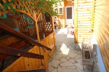 Однокомнатный трехместный Домик №2, 15 кв.м. на 3 человека, 1 спальня, Тенистая аллея, 6, Судак - Фотография 1