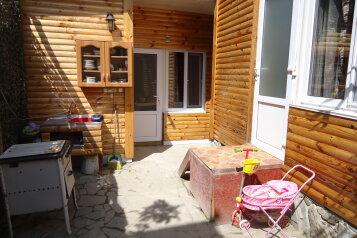 Однокомнатный трехместный Домик №2, 15 кв.м. на 3 человека, 1 спальня, Тенистая аллея, 6, Судак - Фотография 2