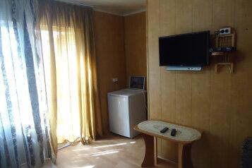 Однокомнатный трехместный Домик №2, 15 кв.м. на 3 человека, 1 спальня, Тенистая аллея, 6, Судак - Фотография 4