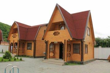 Дом, 120 кв.м. на 12 человек, 4 спальни, Октябрьская улица, Адербиевка, Геленджик - Фотография 1