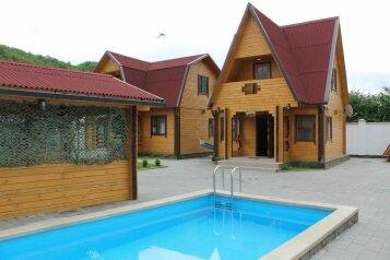 Дом, 120 кв.м. на 12 человек, 4 спальни, Октябрьская улица, Адербиевка, Геленджик - Фотография 4