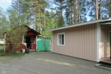 Гостевой дом, 24 кв.м. на 4 человека, 1 спальня, урочище Рихиканга, Сортавала - Фотография 2