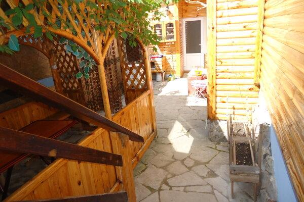 Однокомнатный трехместный Домик №2, 15 кв.м. на 3 человека, 1 спальня