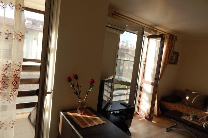 1-комн. квартира, 31 кв.м. на 4 человека, Утришская улица, 31 А, село Сукко - Фотография 28