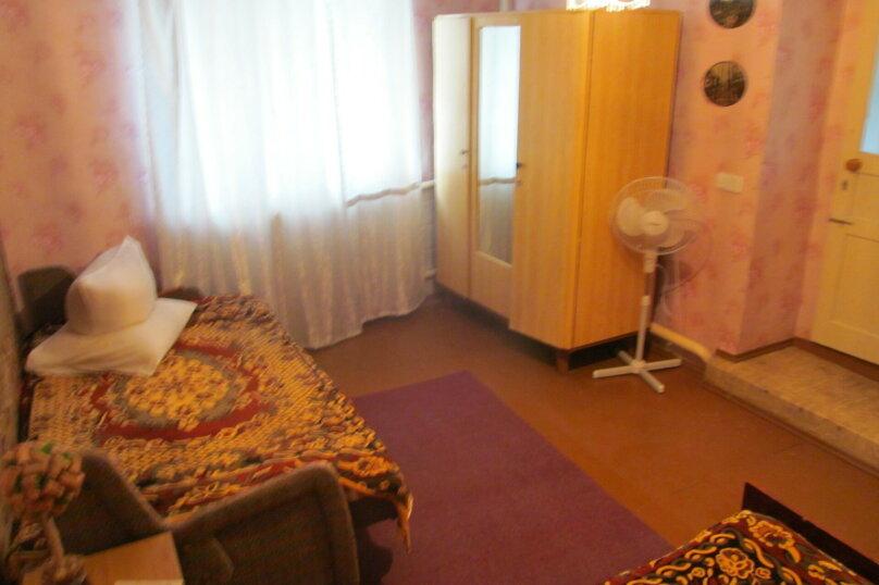 Комната на 4 чел, переулок Просмушкиных, 14, Евпатория - Фотография 5