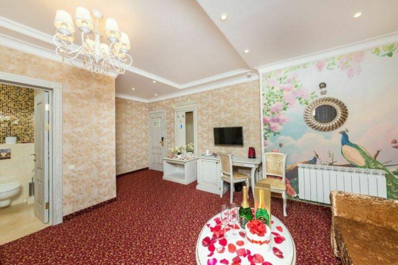 Отель Богема, Гребенская улица, 11 на 18 номеров - Фотография 32