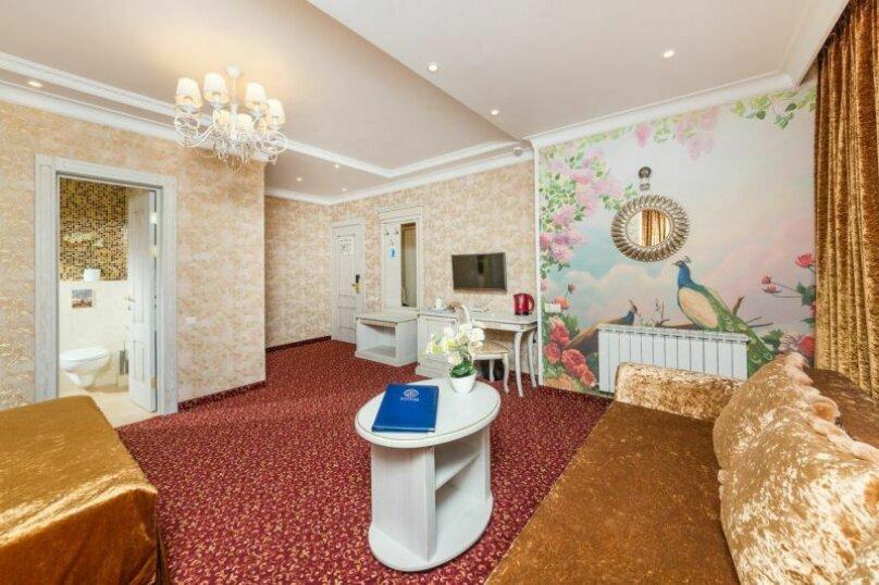 Отель Богема, Гребенская улица, 11 на 18 номеров - Фотография 35