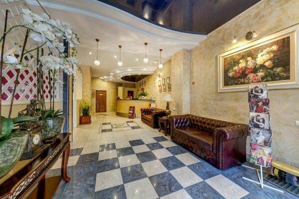 Отель Богема, Гребенская улица, 11 на 18 номеров - Фотография 1
