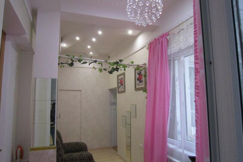 Первый этаж дома рядом с Набережной и пляжем!, 50 кв.м. на 4 человека, 2 спальни, Пальмиро Тольятти, 12, Ялта - Фотография 5