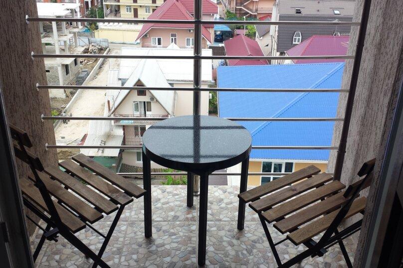 1-комн. квартира, 27 кв.м. на 3 человека, улица Просвещения, 148, Адлер - Фотография 5