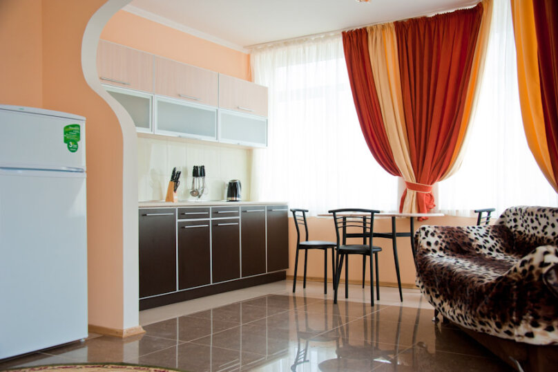 3-й корпус. Семейный номер-студия (кухня), Алупкинское шоссе, 28, Кореиз - Фотография 2