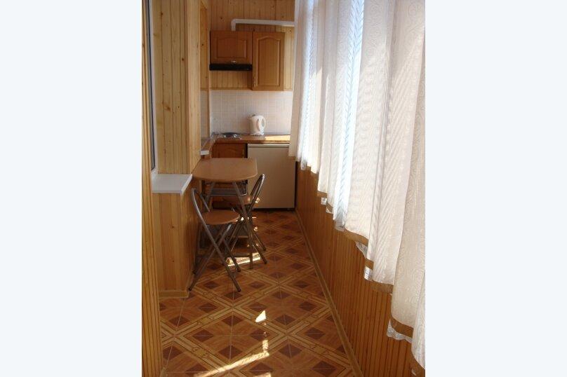 1-комн. квартира, 30 кв.м. на 4 человека, улица Розы Люксембург, 2, Алупка - Фотография 4