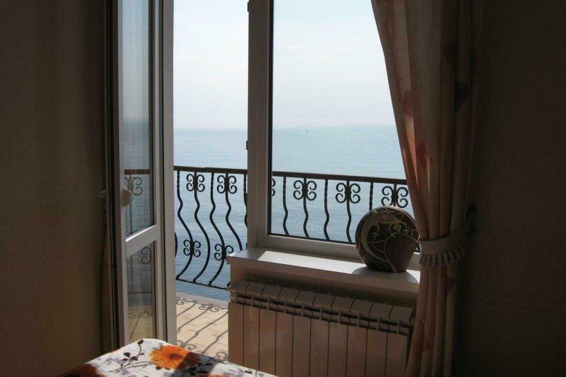 гостевой дом у моря на улице Дражинского,7, 55 кв.м. на 4 человека, 2 спальни, улица Дражинского, 7, Ялта - Фотография 7