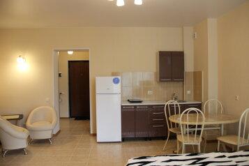 1-комн. квартира, 37 кв.м. на 3 человека, Ревкомовский переулок, Алушта - Фотография 2