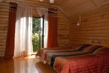 Деревянный домик, 40 кв.м. на 2 человека, 1 спальня, улица Ленина, Алупка - Фотография 1
