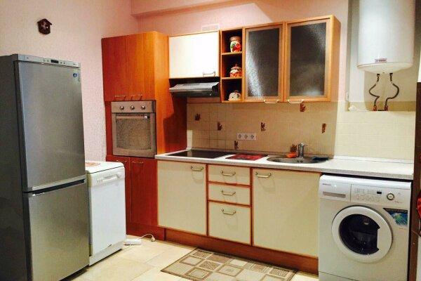 1-комн. квартира, 54 кв.м. на 6 человек, Набережная улица, 24А, Алушта - Фотография 1