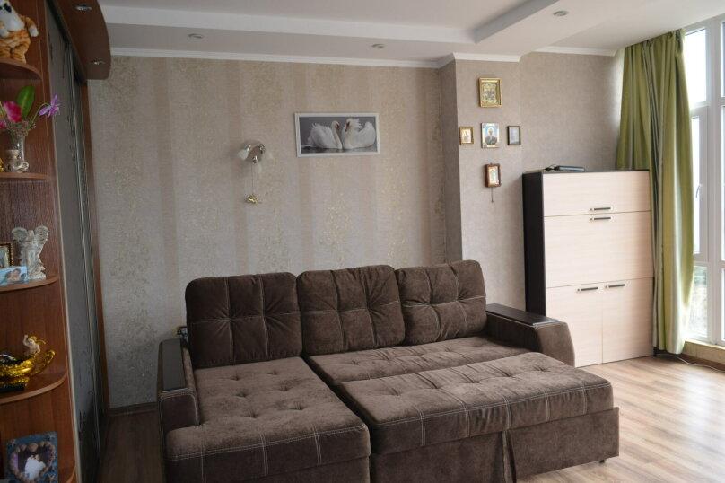 1-комн. квартира, 70 кв.м. на 5 человек, Северная улица, 43, Форос - Фотография 3