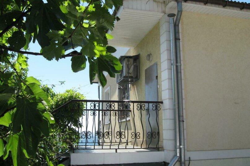 гостевой дом у моря на улице Дражинского,7, 55 кв.м. на 4 человека, 2 спальни, улица Дражинского, 7, Ялта - Фотография 10