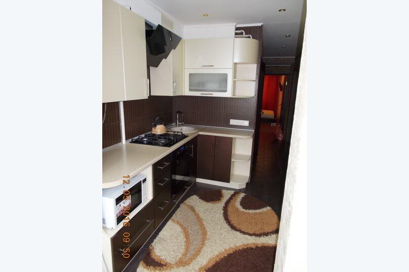 2-комн. квартира, 46 кв.м. на 4 человека, Симферопольская улица, 22, Алушта - Фотография 3