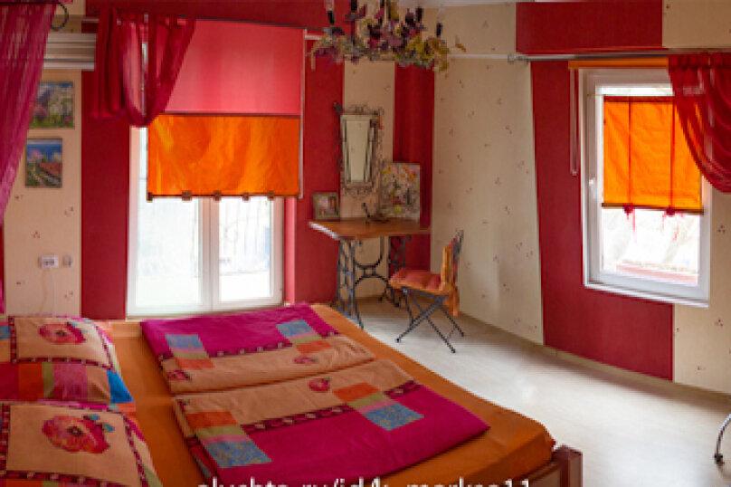 Частный сектор, 70 кв.м. на 5 человек, 1 спальня, К.Маркса , 11, Алушта - Фотография 9