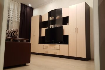 1-комн. квартира, 40 кв.м. на 5 человек, улица Игоря Мерлушкина, Красногорск - Фотография 1
