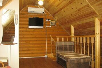 Деревянный сруб с отдельным двором на 6 человек, 1 спальня, Виткевича, Кацивели - Фотография 4