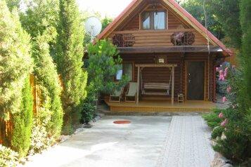 Деревянный сруб с отдельным двором на 5 человек, 1 спальня, Виткевича, 28, Кацивели - Фотография 1