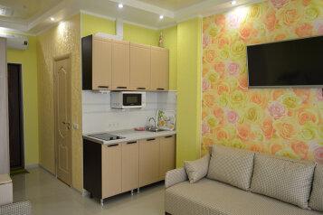 1-комн. квартира, 25 кв.м. на 4 человека, Приморская улица, Алупка - Фотография 4