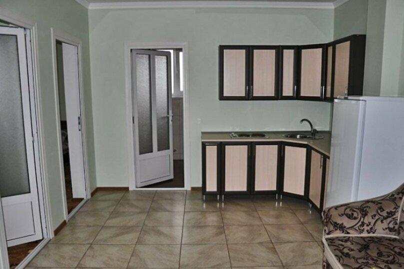 Дом, 60 кв.м. на 6 человек, 2 спальни, Красноармейская улица, 1, Витязево - Фотография 5